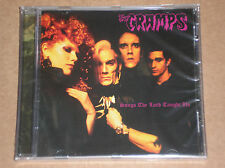 THE CRAMPS - SONGS THE LORD TAUGHT US - CD SIGILLATO (SEALED)