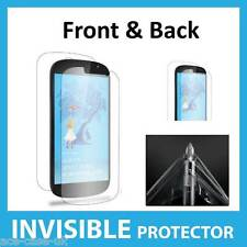 Yota YotaPhone 2 INVISIBLE Screen Protector Shield Full Clear Skin Front & Back