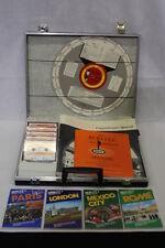 BERLITZ Comprehensive Spanish (Beginner) 5 Cassette Tapes, 5 Workbooks Briefcase