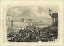 1866 Entry Of King Victor Emanuel Into Venice