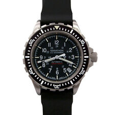 Marathon GSAR US Government Military Dive Watch: new version -- 2 yr. warranty!