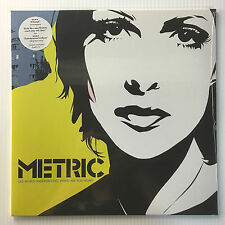 Metric - Old World Underground, Where Are You Now? LP Record Vinyl - BRAND NEW