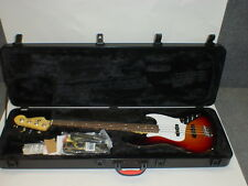 Fender American Standard Jazz 4-String Electric Bass Guitar w/ Case 2016