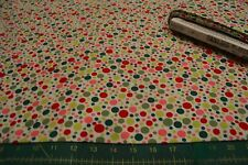 MICHAEL MILLER -  Play Dots Flannel FX 3136 NEW QUILT COTTON By The Yard