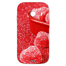 CUSTODIA COVER CASE CARAMELLE GOMMOSE PER SAMSUNG SM G310 GALAXY ACE STYLE
