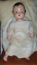 """VTG  Madame Alexander Composition Pinkie Pinky Baby Doll 1930's 22"""""""