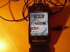 Samsung  SGH F480V - Ice Silver (Ohne Simlock) Handy