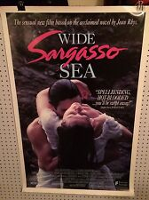 Original Movie Poster Wide Sargasso Sea Single Sided 27x40