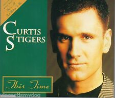 CURTIS STIGERS - THIS TIME (3 track CD single)