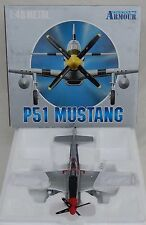 Franklin Mint / Armour P-51 Mustang, Rare Version, 1/48 Scale!  Free Shipping!