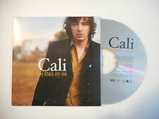 CALI : COMME J'ETAIS EN VIE ♦ CD SINGLE PORT GRATUIT ♦