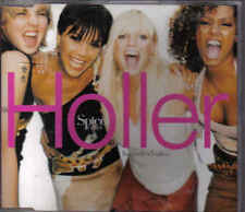 Spice Girls-Holler cd maxi single incl video