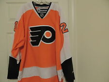 NHL REEBOK Philadelphia Flyers #21 Home Hockey Jersey New LARGE