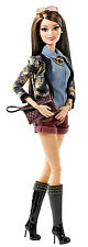 2013 Barbie Style RAQUELLE DOLL In Gold Denim Jacket ~FULLY POSEABLE!~ NEW
