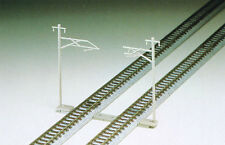 Tomix 3003 Overhead Wire Mast for Single Tracks Modern Type (12 pcs) (N scale)