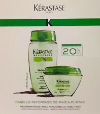 Kit Art : Bain Force Architecte 250ML + Masque Force Architecte 200ML Kerastase