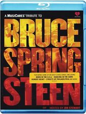 A MUSICARES TRIBUTE TO BRUCE SPRINGSTEEN BLU-RAY NUOVO