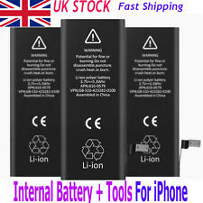 1810mAh Replacement Li-ion Internal Battery + Disassemble Tools For iPhone 6 AKE