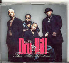 Dru Hill - These Are The Times, CD-Single
