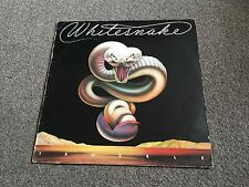 WHITESNAKE - TROUBLE - 1978 LP A1/B1 FIRST PRESSING VG+ LOTS MORE METAL IN SHOP!