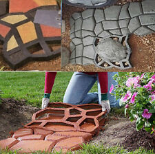 Driveway Paving Pavement Mold Patio Concrete Pathmate Garden Walk Maker Mould UK