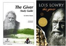 The Giver SET - Study Guide and Book (Progeny Press) NEW