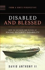 Brand New!!  Disabled and Blessed by David Anthony II