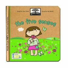 FIVE SENSES (Green Start) IKids Hardcover