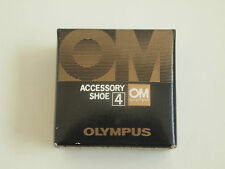 Olympus Shoe Accessory 4 Hot-shoe Adaptor OM Fit