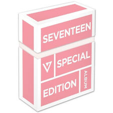 SEVENTEEN-[VERY NICE] 1st Repackage Special Album CD+Photo Book+POSTER+Sticker