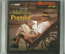 Historia De La Musica Popular En Siglo XX Latin Music CD New