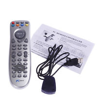 Wireless Mouse keyboard USB PC Remote Control supoort MCE Win 7 Vista + USB IR