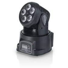 Flash LED Mini Moving Head 5X15W 5in1 RGBW+UV BEAM WASHLIGHT 7x10 DISCO PARTY DJ