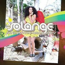 Solange CD Sol-Angel and the Hadley St. Dreams sealed new Knowles R&B Beyonce