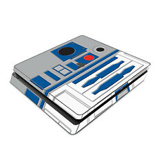 Skin Decal Cover Sticker for Sony PS4 Slim - Star Wars R2-D2