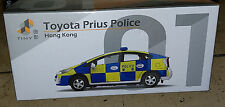 Toyeast TINY Hong Kong City 01 1/64 6cm Toyota Prius HK Police Car Ver.2.0