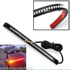 Motorcycles Tail Brake Stop Light Turn Signal Integrated 32 LED Strip For Ducati