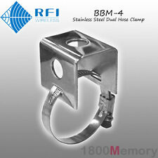 RFI Bull Bar Antenna Bracket Mount Stainless Steel for CD7195 CD2195 CD2197 2199
