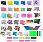 Hard Case Shell +Rubberized Keyboard Cover for Macbook Pro 13/15