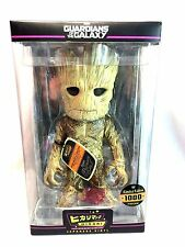 "Funko Hikari Japanese LE 1000 Marvel Guardians Galaxy GROOT 11"" Vinyl Figure"