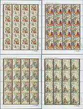 China Stamp 2015-8 Story of Journey to the West (1st series) Full Sheet MNH