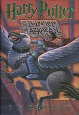 Harry Potter and the Prisoner of Azkaban by J. K. Rowling (1999, Hardcover)