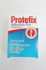 Protefix  Adhesive Powder  Extra Strong Fixation for Dentures  20gr