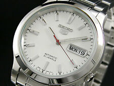 Seiko 5 Men's SNK789K1 Stainless Steel Automatic 21 Jewels Day Date Watch