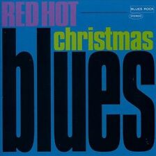 Red Hot Christmas Blues by Mark Baldwin (CD, Aug-1997, Unison)