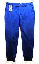 Apriori Pantalón 38 azul brillante Poliéster 7/8 pantalones nueva con etiqueta