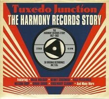TUXEDO JUNCTION - 2 CD BOX SET - THE HARMONY RECORDS STORY 1957 - 1962