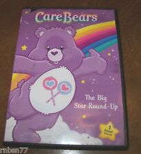 Care Bears: The Big Star Round Up (DVD)