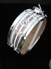 Westfall Snare Drum 4x14 piccolo USA 10 PLY Maple (one of kind wrapped)