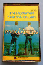 The proclaimers-Sunshine On Leith Cassette